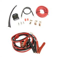 Adventure Kings Dual Battery System + Heavy-Duty Jumper Leads