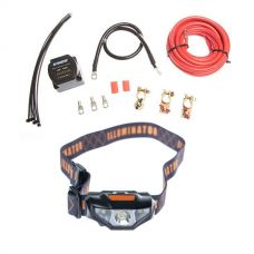 Adventure Kings Dual Battery System + Kings LED Head Torch
