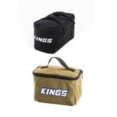 Heavy-Duty Duffle Bag + Canvas Toiletry Bag