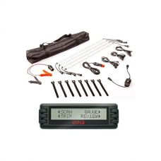 Engine Data Scan Computer + Illuminator 4 Bar Camp Light Kit