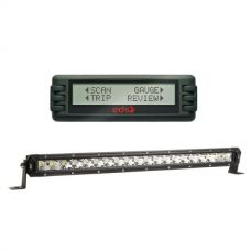 "Engine Data Scan Computer + 20"" LETHAL MKIII Slim Line LED Light Bar"