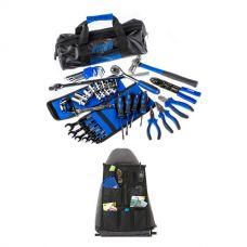 Adventure Kings Essential Bush Mechanic Toolkit + Car Seat Organiser