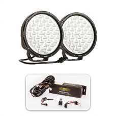 "Essential 9"" Driving Light Pack 