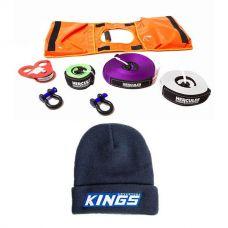 Hercules Essential Recovery Kit + Kings Camper's Beanie
