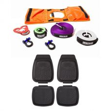 Hercules Essential Recovery Kit + 4 Pack Kings Deep Dish Floor Mats