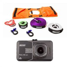 Hercules Essential Nylon Recovery Kit + Adventure Kings Dash Camera