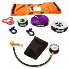 Hercules Essential Recovery Kit + Tyre Deflator - Kwiky