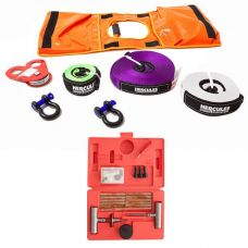 Hercules Essential Recovery Kit + Tyre Repair Kit