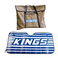Kings Portable Fire Pit Bag +  Sunshade