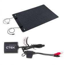 Adventure Kings 110W Semi-Flexible Solar Panel + CTEK Battery Sense