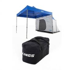 Adventure Kings Gazebo Hub + 40L Duffle Bag