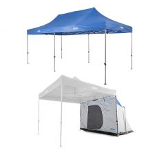 Adventure Kings Gazebo 6m x 3m + Gazebo Hub