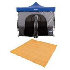 Adventure Kings Gazebo Tent + Mesh Flooring 3m x 3m