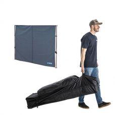 Adventure Kings Gazebo Side Wall + 6x3m Wheeled Gazebo Bag