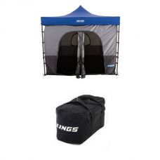 Adventure Kings Gazebo Tent + 40L Duffle Bag