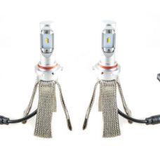 LED Headlight Kit Suitable for Toyota Landcruiser - 200 Series - 2007 to 2015