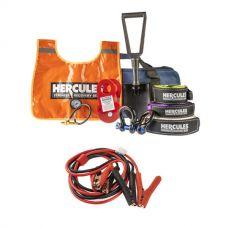 Hercules Complete Recovery Kit + Adventure Kings Heavy-Duty Jumper Leads