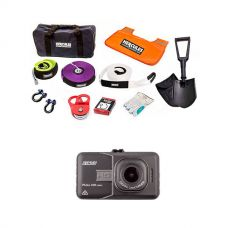Hercules Complete Recovery Kit + Adventure Kings Dash Camera