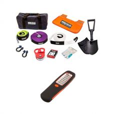 Hercules Complete Recovery Kit + Illuminator 24 LED Work Light