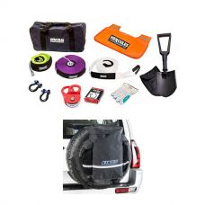 Hercules Complete Recovery Kit + Kings Premium 48L Dirty Gear Bag