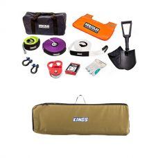Hercules Complete Recovery Kit + Recovery Tracks Canvas Bag