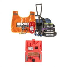 Hercules Complete Recovery Kit + Tyre Repair Kit