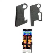 Hercules Shovel and Jack Holder (for Steel Racks) + Heavy Duty 3m Ratchet Strap (2 pack)