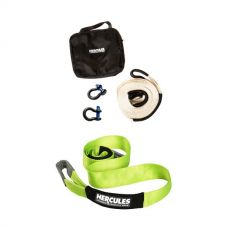 Hercules Snatch Strap Kit + Tree Trunk Protector