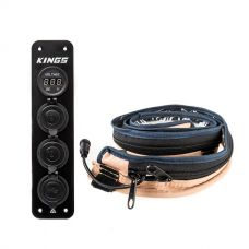Adventure Kings LED Strip Light + Adventure Kings 12V Accessory Panel