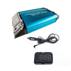 Adventure Kings 1500W Inverter + Heads Up Display (HUD) Unit