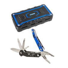 Adventure Kings Jump Starter + Adventure Kings 18-in-1 Multi-Tool