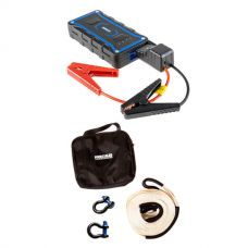 Adventure Kings Jump Starter + Hercules Snatch Strap Kit