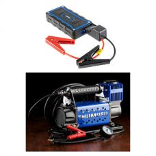 Adventure Kings Jump Starter + Thumper Air Compressor MkIII
