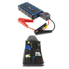 Adventure Kings Jump Starter + Car Seat Organiser
