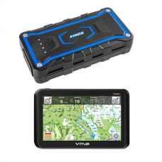 VMS Touring 700 HDX + Adventure Kings Jump Starter