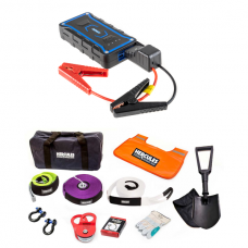 Hercules Complete Recovery Kit + Adventure Kings Jump Starter