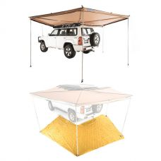 Adventure Kings 270° King Wing Awning + King Wing Mesh Floor