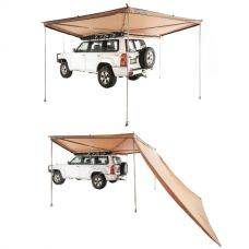 Adventure Kings 270° King Wing Awning + 270° King Wing Awning Wall