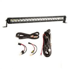 "Kings 20"" LETHAL MKIII Slim Line LED Light Bar + Smart Harness"