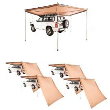 Adventure Kings 270° King Wing Awning + 4x 270° King Wing Awning Wall