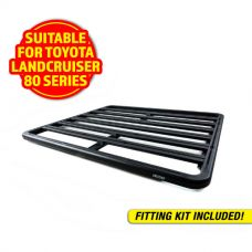 Adventure Kings Aluminium Platform Roof Rack Suitable for Toyota Landcruiser 80 Series 1990-1997