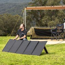 Kings 250W Solar Blanket | 20A MPPT Regulator | Grade A cells | Incl Cable, Clips & Bag