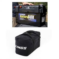 Adventure Kings Maxi Battery Box + Adventure Kings 40L Duffle Bag