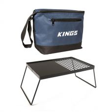Adventure Kings Essential BBQ Plate + Cooler Bag