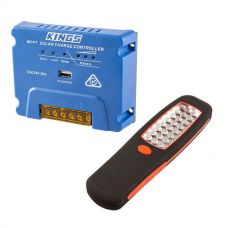Adventure Kings MPPT Regulator + LED Work Light