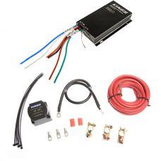Adventure Kings MPPT Solar Regulator + Dual Battery System