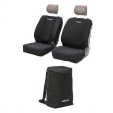 Adventure Kings Dirty Gear Bag + Adventure Kings Neoprene Front Seat Covers