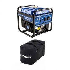 Adventure Kings 3.0kVA Inverter Generator + Heavy-Duty Duffle Bag