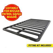 Adventure Kings Aluminium Platform Rack Suitable for Nissan Patrol GQ & GU Wagon