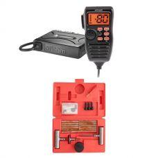 Oricom UHF380PK In-Car 5W CB Radio + Hercules Tyre Repair Kit